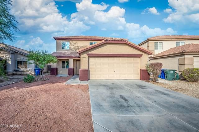 13314 N 126TH Avenue, El Mirage, AZ 85335 (MLS #6295877) :: Power Realty Group Model Home Center