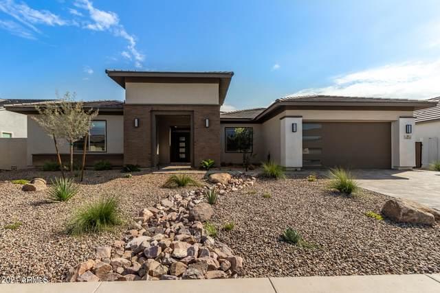 1461 E Aris Drive, Gilbert, AZ 85298 (MLS #6295881) :: My Home Group