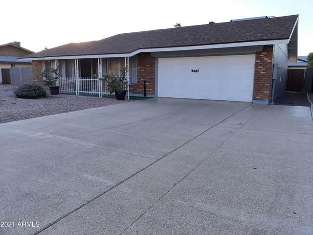 7447 E Ed Rice Avenue, Mesa, AZ 85208 (MLS #6295890) :: The Copa Team | The Maricopa Real Estate Company
