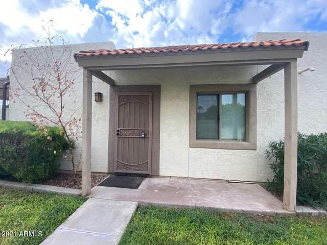 7811 E Valley Vista Drive, Scottsdale, AZ 85250 (MLS #6295892) :: The Riddle Group
