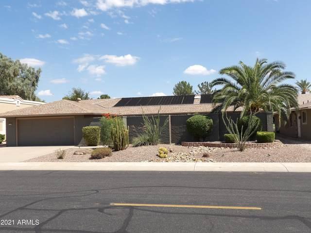 17603 N Lindgren Avenue, Sun City, AZ 85373 (MLS #6295902) :: My Home Group