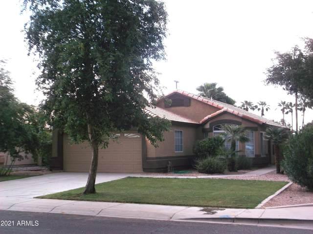 1435 S Spartan Street, Gilbert, AZ 85233 (MLS #6295914) :: Klaus Team Real Estate Solutions