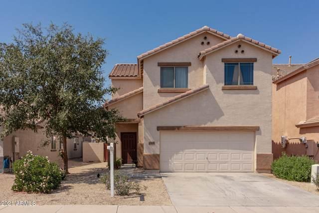20008 N Flamenco Street, Maricopa, AZ 85138 (MLS #6295923) :: The Riddle Group