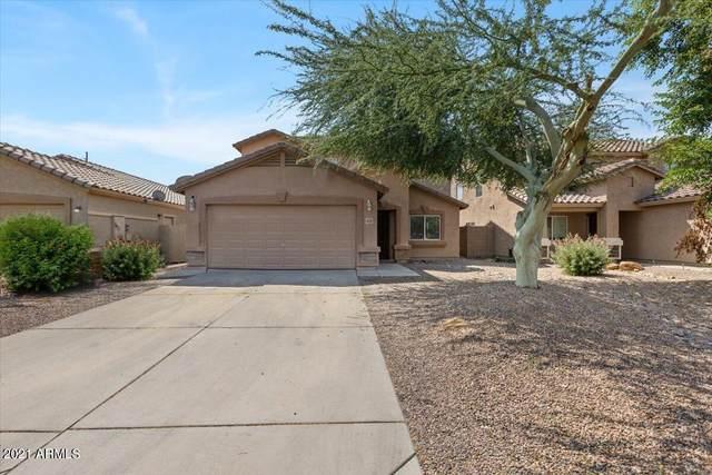 4741 E Silverbell Road, San Tan Valley, AZ 85143 (MLS #6295924) :: Elite Home Advisors