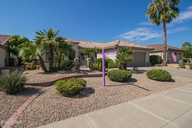 16163 W Desert Winds Drive, Surprise, AZ 85374 (MLS #6295932) :: My Home Group