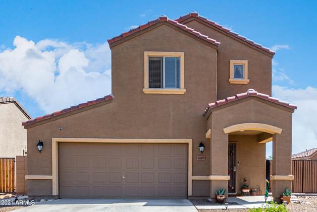 8609 S 253RD Drive, Buckeye, AZ 85326 (MLS #6295942) :: Arizona Home Group