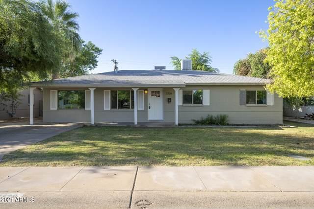 7729 E Catalina Drive, Scottsdale, AZ 85251 (MLS #6295948) :: Devor Real Estate Associates