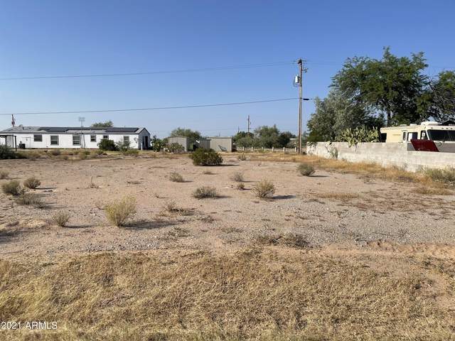 3360 W Sueno Drive, Eloy, AZ 85131 (MLS #6295953) :: My Home Group