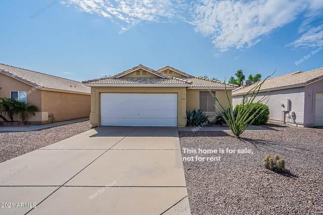 1974 S Stardust Drive, Apache Junction, AZ 85120 (MLS #6295956) :: Klaus Team Real Estate Solutions