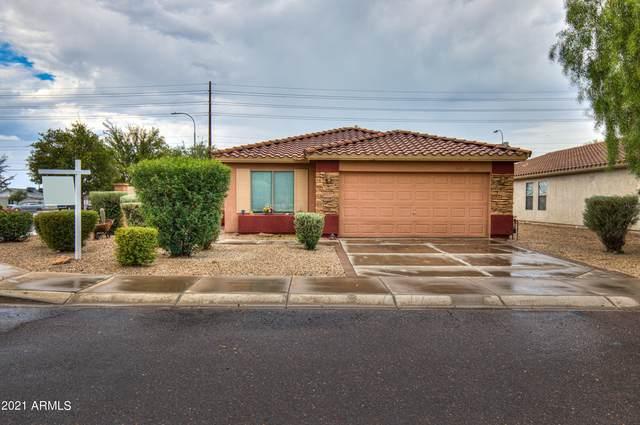 2142 W Pleasant Lane, Phoenix, AZ 85041 (MLS #6295959) :: The Riddle Group