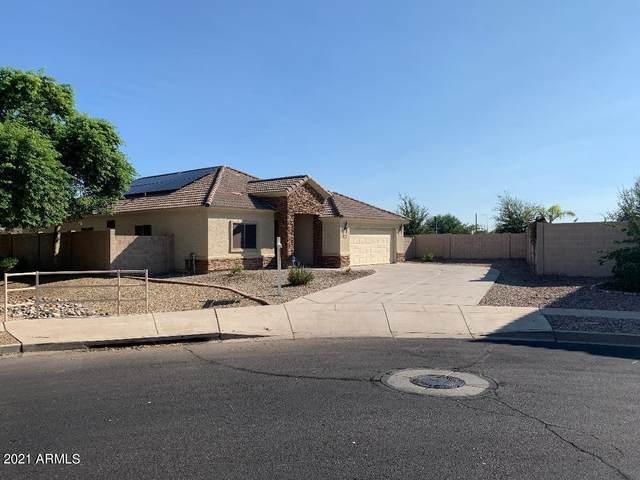 7607 S 15 Th Street S, Phoenix, AZ 85042 (MLS #6295975) :: Power Realty Group Model Home Center