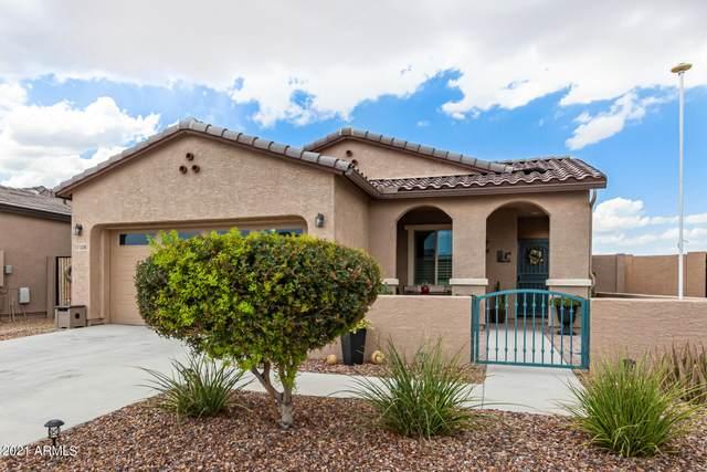 17108 S 180TH Drive, Goodyear, AZ 85338 (MLS #6295981) :: My Home Group