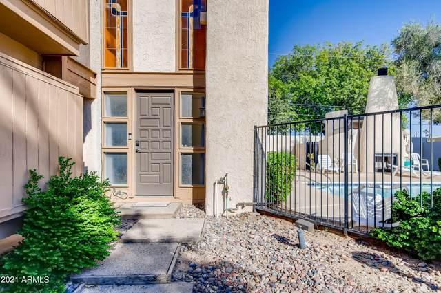 6525 N 10TH Place, Phoenix, AZ 85014 (MLS #6295986) :: The Riddle Group