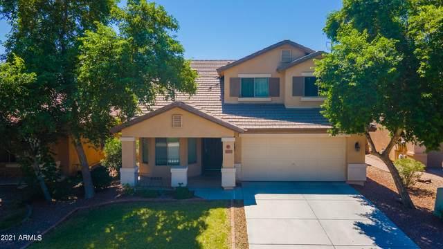 41279 W Sanders Way, Maricopa, AZ 85138 (MLS #6295991) :: Devor Real Estate Associates