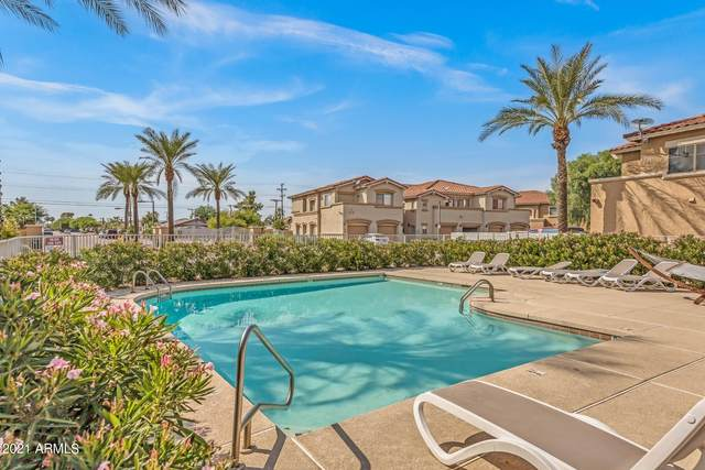 525 N Miller Road #246, Scottsdale, AZ 85257 (MLS #6295998) :: Jonny West Real Estate