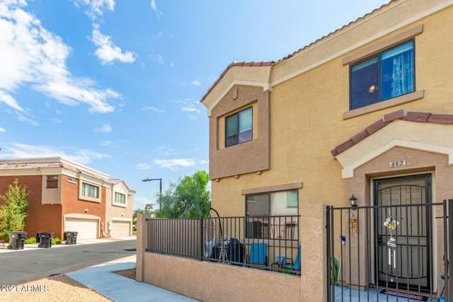 5225 E Enid Avenue #112, Mesa, AZ 85206 (MLS #6296001) :: Nate Martinez Team