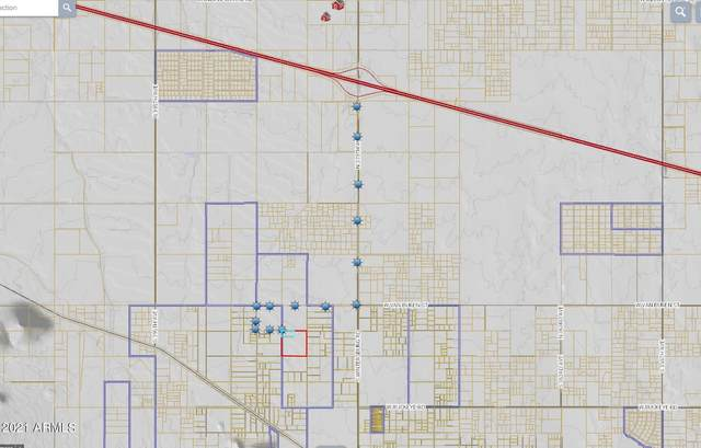383 Ave And Washington Lot, Tonopah, AZ 85354 (MLS #6296004) :: Nate Martinez Team