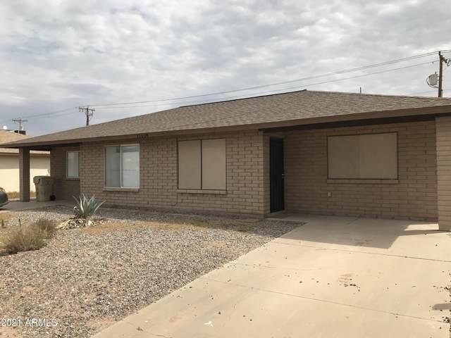13009 S Laredo Road, Arizona City, AZ 85123 (MLS #6296015) :: My Home Group