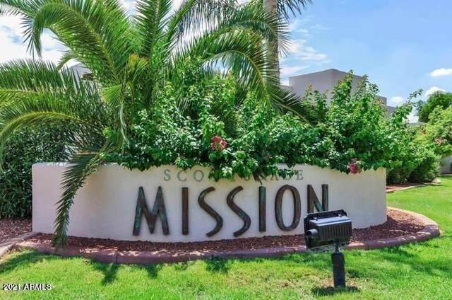 11260 N 92ND Street #1052, Scottsdale, AZ 85260 (MLS #6296023) :: Jonny West Real Estate