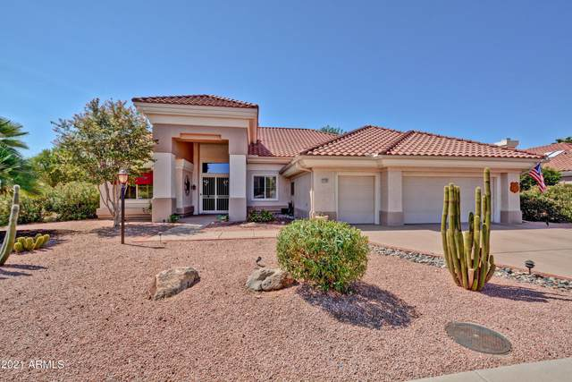 16103 W Huron Drive, Sun City West, AZ 85375 (MLS #6296024) :: Selling AZ Homes Team