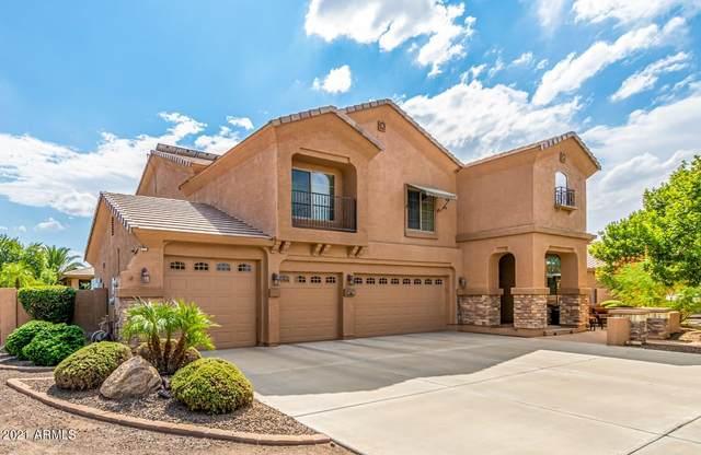 11627 E Flintlock Court, Chandler, AZ 85249 (MLS #6296048) :: Selling AZ Homes Team