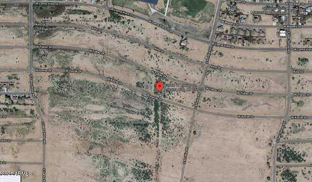 12066 W Xavier Drive, Arizona City, AZ 85123 (MLS #6296049) :: My Home Group