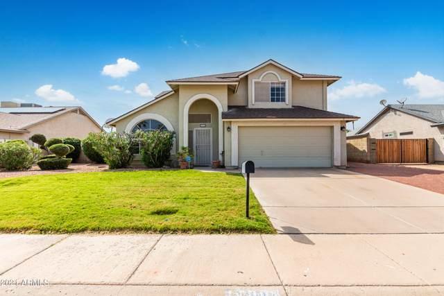 15284 N 62ND Drive, Glendale, AZ 85306 (MLS #6296058) :: My Home Group