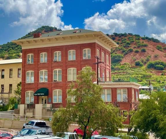 39 Howell Avenue, Bisbee, AZ 85603 (MLS #6296060) :: Dijkstra & Co.