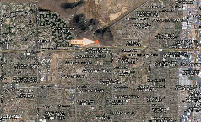 4612 W Tonopah Drive, Glendale, AZ 85308 (MLS #6296067) :: Hurtado Homes Group
