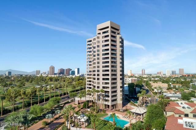 1040 E Osborn Road #402, Phoenix, AZ 85014 (MLS #6296070) :: The Daniel Montez Real Estate Group
