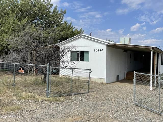 20846 E Marble Canyon Way, Mayer, AZ 86333 (MLS #6296071) :: Elite Home Advisors