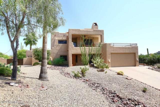 16411 N Skyridge Lane, Fountain Hills, AZ 85268 (MLS #6296074) :: Justin Brown | Venture Real Estate and Investment LLC
