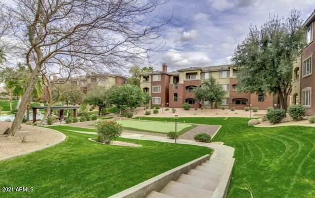 5401 E Van Buren Street #3090, Phoenix, AZ 85008 (MLS #6296088) :: Executive Realty Advisors