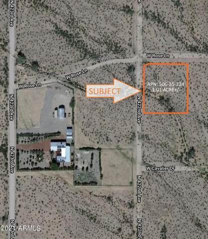 42198 W Rose Lane, Tonopah, AZ 85354 (MLS #6296089) :: The Laughton Team