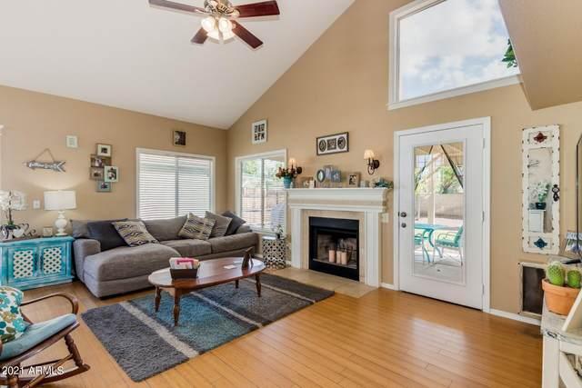 817 E Manor Drive, Chandler, AZ 85225 (MLS #6296100) :: Conway Real Estate