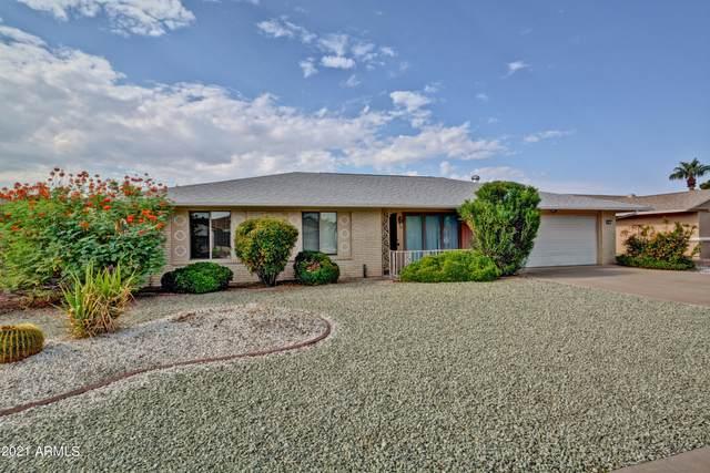 10417 W Burns Drive, Sun City, AZ 85351 (MLS #6296103) :: Elite Home Advisors