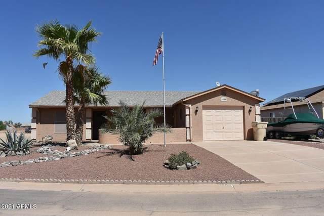 9054 W Tinajas Drive, Arizona City, AZ 85123 (MLS #6296115) :: The Riddle Group