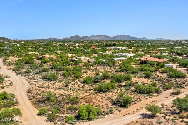 0 N 65th Street, Cave Creek, AZ 85331 (MLS #6296135) :: Elite Home Advisors