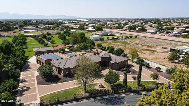 11220 N 125TH Avenue, El Mirage, AZ 85335 (MLS #6296149) :: Dave Fernandez Team | HomeSmart