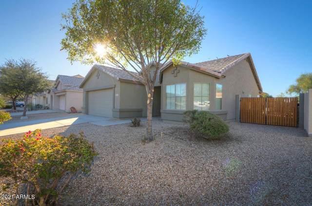 22296 N Braden Road, Maricopa, AZ 85138 (MLS #6296158) :: Executive Realty Advisors