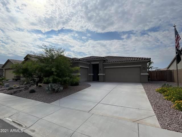 2023 W Rains Way, San Tan Valley, AZ 85142 (MLS #6296161) :: Selling AZ Homes Team