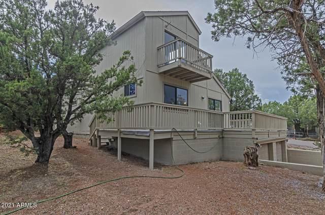 705 N Hogan Drive, Payson, AZ 85541 (MLS #6296164) :: Elite Home Advisors