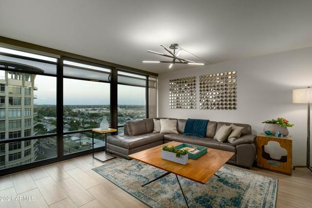 4808 N 24TH Street #1303, Phoenix, AZ 85016 (MLS #6296165) :: Elite Home Advisors