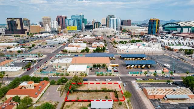 702 S 2ND Street, Phoenix, AZ 85004 (MLS #6296182) :: Hurtado Homes Group