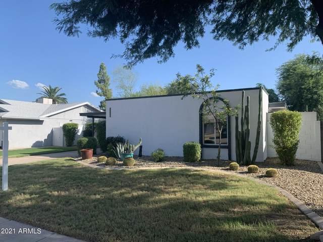 2521 E Hermosa Drive, Tempe, AZ 85282 (MLS #6296187) :: Yost Realty Group at RE/MAX Casa Grande