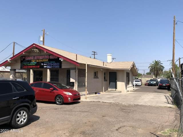 1708 W Van Buren Street, Phoenix, AZ 85007 (MLS #6296195) :: Service First Realty