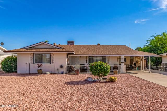 10841 W Sun City Boulevard, Sun City, AZ 85351 (MLS #6296198) :: Devor Real Estate Associates
