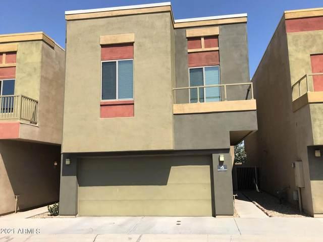 3113 E Danbury Road #4, Phoenix, AZ 85032 (MLS #6296202) :: Justin Brown | Venture Real Estate and Investment LLC