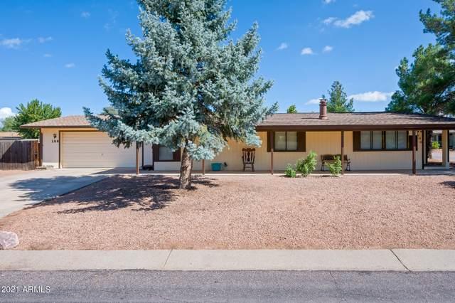 108 S Pinecrest Road, Payson, AZ 85541 (MLS #6296208) :: Devor Real Estate Associates