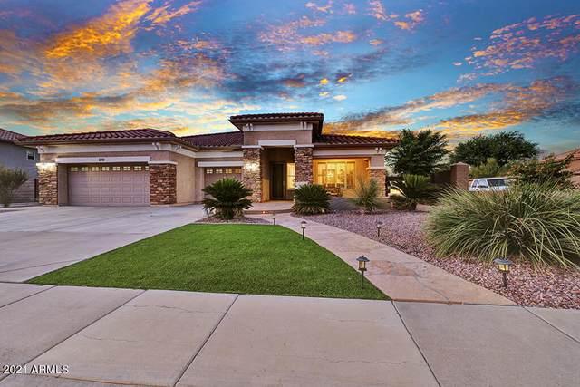 9644 W Quail Track Drive, Peoria, AZ 85383 (MLS #6296216) :: Klaus Team Real Estate Solutions